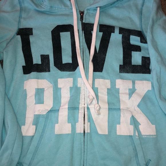 PINK Victoria's Secret Jackets & Blazers - PINK full zip